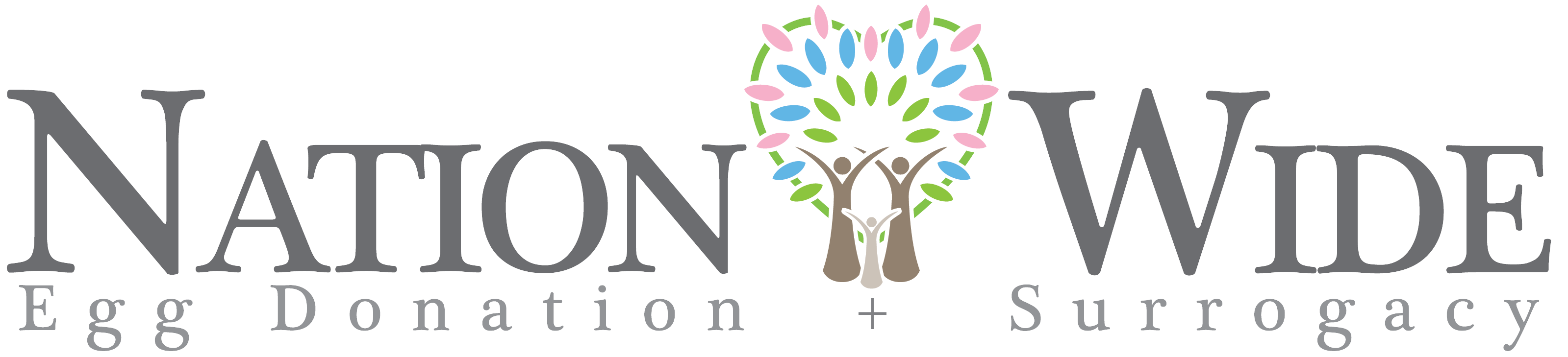 Nation Wide Egg Donation Logo